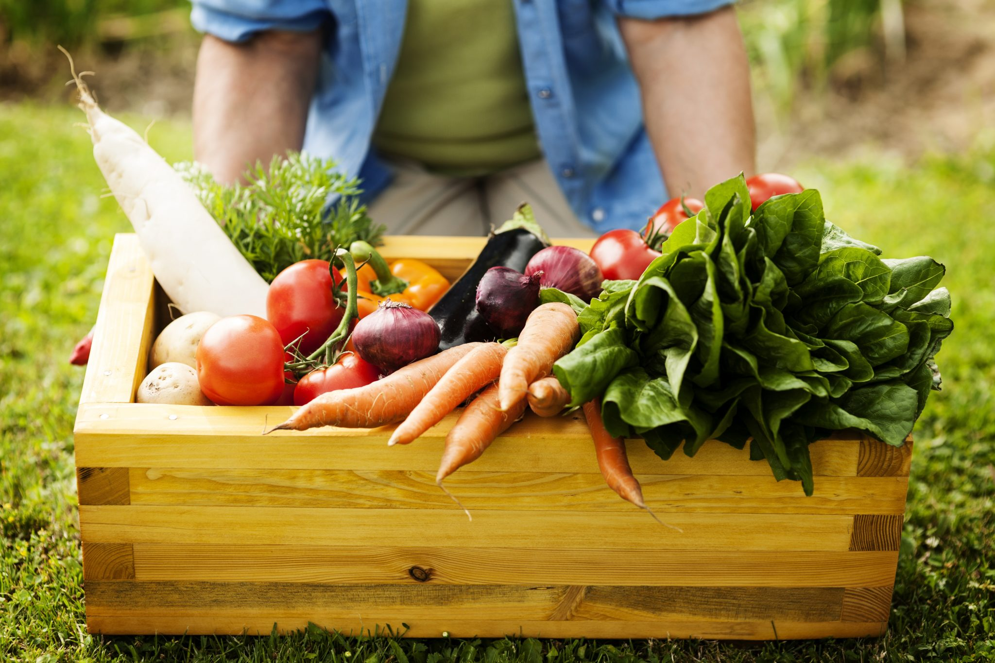 Eat Vegetables FB